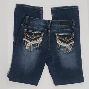 《Rue21》Boot Cut Jeans Sz 11/12R Juniors Regular